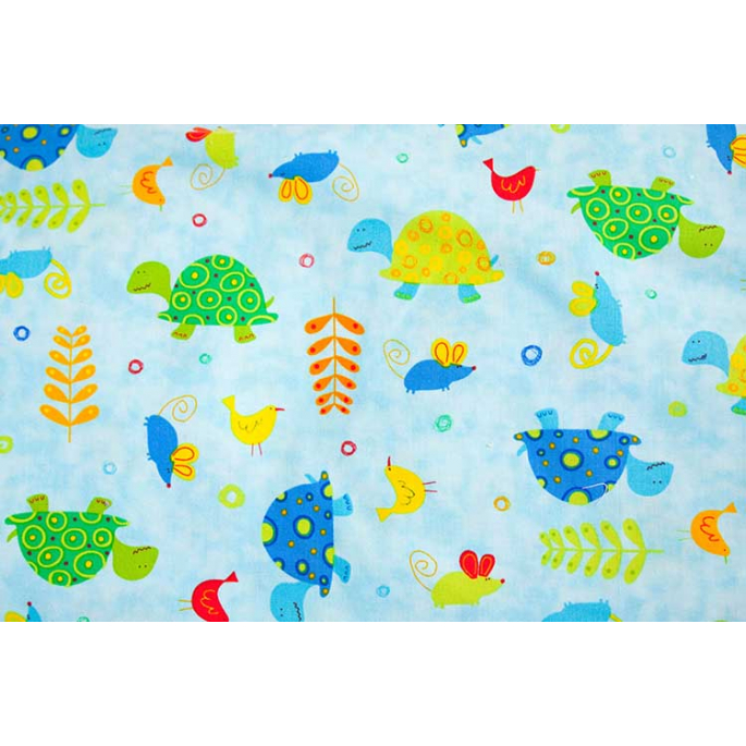 PUL Cotton - Animals (50x55)