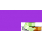 Satin Ribbon 25mm Purple (20m roll)