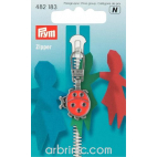 Zip puller Ladybird PRYM