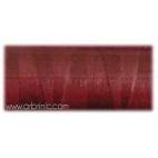 Fil polyester QA 500m Couleur 210 Rouge Foncé