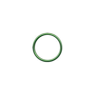 Sling Rings Green Size S (1 pair)