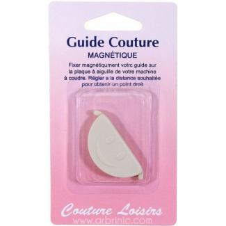 Guide couture magnétique (coloris selon arrivage)