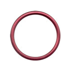 Anneaux de portage Rouge Taille M (1 paire)