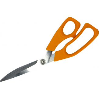 Dressmaking Scissors 24cm - orange