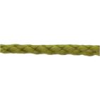 Braided Poly Cord 5mm Kaki (50m roll)