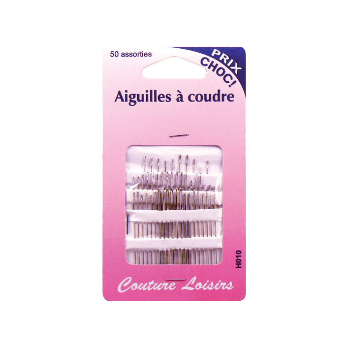 Sewing needles Household Discount Assortement (x50)
