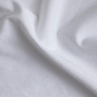 Waterproof Cotton Fleece Oekotex width 250cm (per meter)
