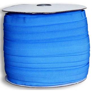 Biais élastique 2.5cm Bleu de France (1m)
