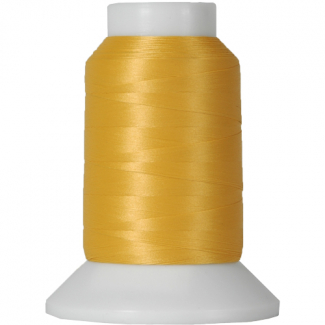 Wooly Nylon Thread Gold Yellow (1000m)