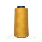 Cône fil polyester Jaune Or (2743m)