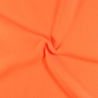 Microfleece Oekotex Light Orange