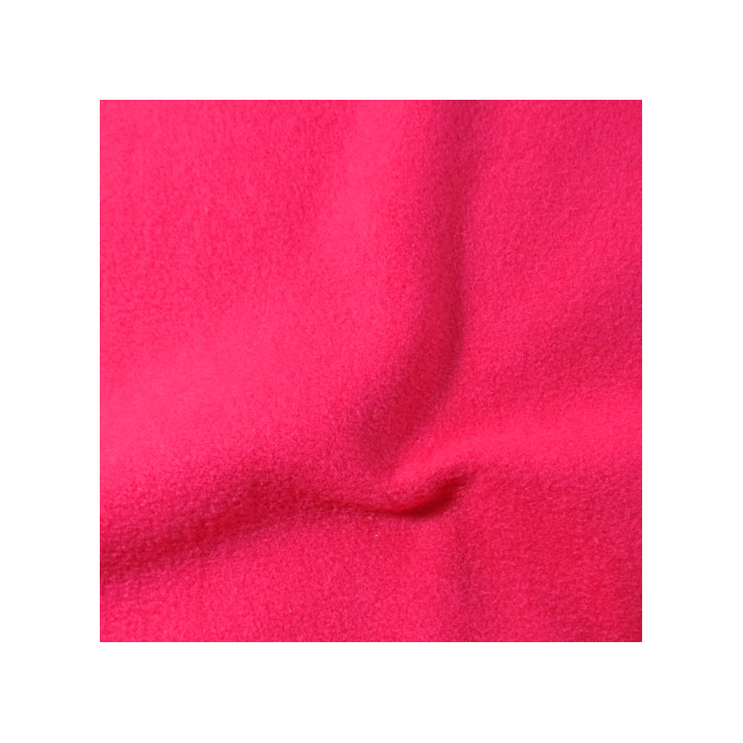 Micro Polaire Oekotex Rose Indien