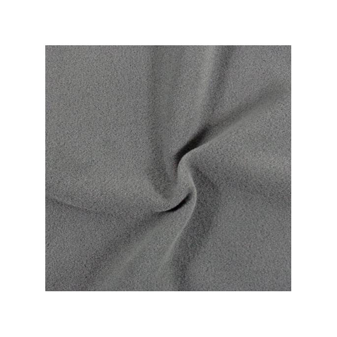 Microfleece Oekotex Dark Grey