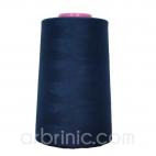 Cône fil polyester Bleu Marine (4573m)