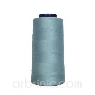 Cône fil polyester Gris Bleu (2743m)