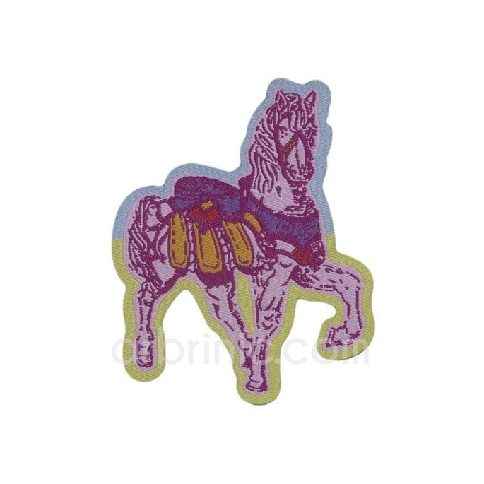 Iron-on Embroidery Patch Horse