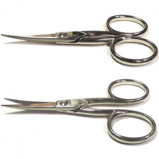 Embroidery scissors curved 10cm Eco Kretzer