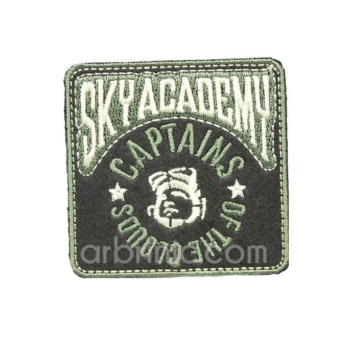 Iron-on Embroidery Patch Insigna
