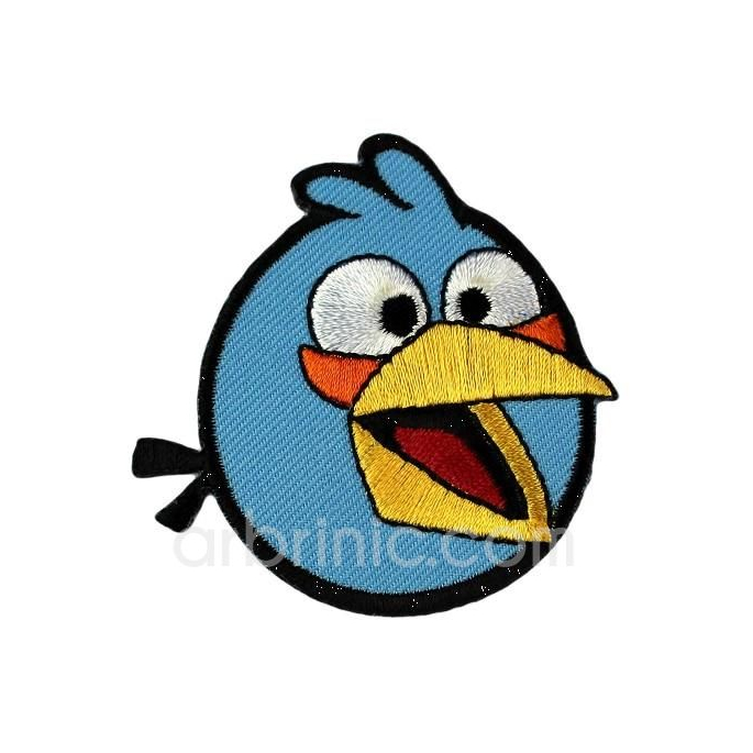 Ecusson broderie Angry Birds 02