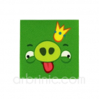 Iron-on printed Patch Angry birds 08