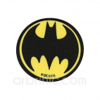Iron-on printed Patch Batman 01