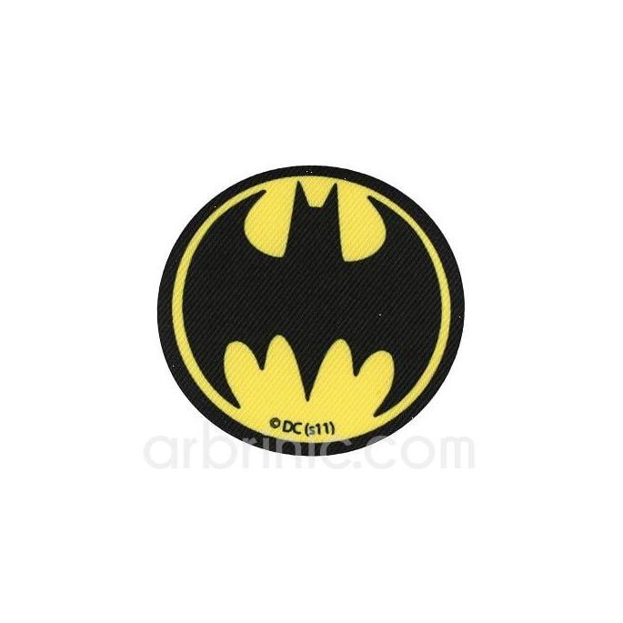 Ecusson imprimé Batman 01
