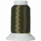Cône Fil Mousse Wooly Nylon Vert Olive (1000m)