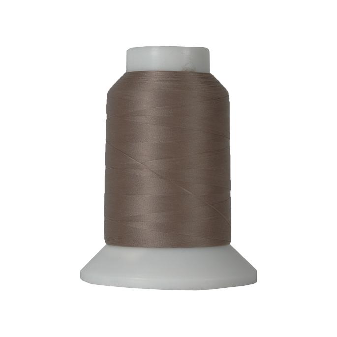 Wooly Nylon Thread Dark Taupe (1000m)