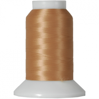Wooly Nylon Thread Caramel (1000m)