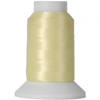 Wooly Nylon Thread Pale Yellow (1000m)