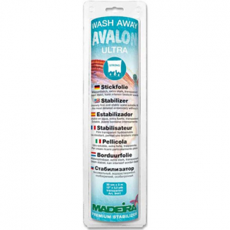 Wash Away Stabilizer Madeira Avalon Ultra (3m Roll)