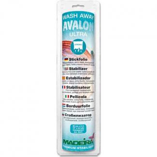 Wash Away Stabilizer Madeira Avalon Ultra (3m Roll)