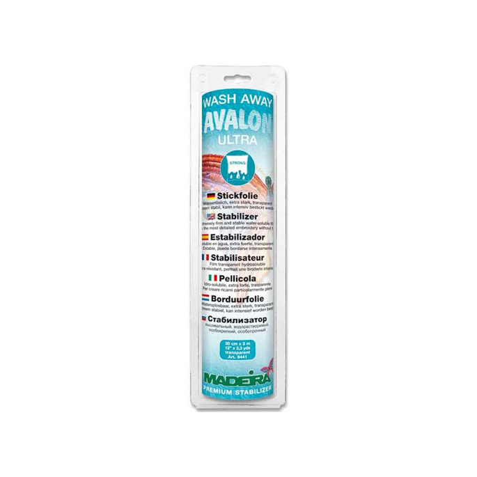 Stabilisateur Hydrosoluble Madeira AVALON ULTRA (rouleau 3m)