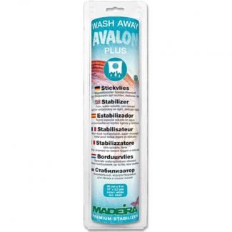 Wash Away Stabilizer Madeira Avalon Plus (3m Roll)