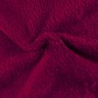 Teddy Oekotex -Purple - width 160cm (per meter)