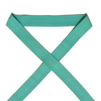 Fold Over Elastic 1 inch Opal (1m)