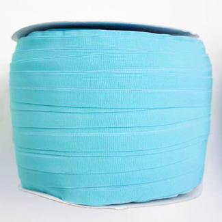 Fold Over Elastic 1 inch Seaspray (1m)