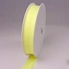 Single Fold Bias Binding 20mm Yellow (25m roll)