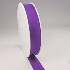 Single Fold Bias Binding 20mm Purple (25m roll)
