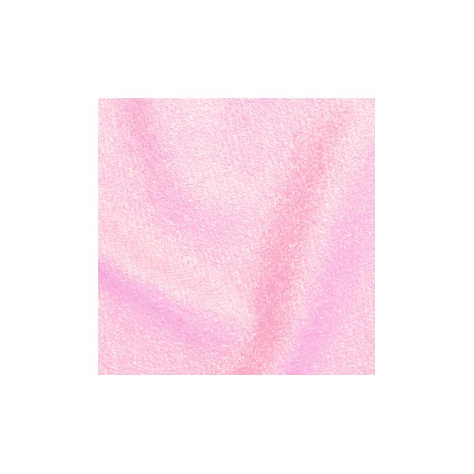 Eponge de bambou rose