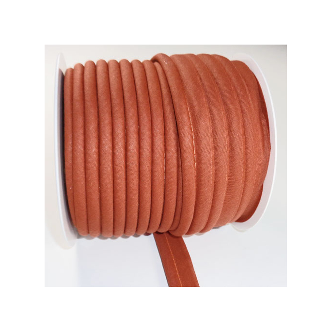 Passepoil 20mm Terracotta (au mètre)