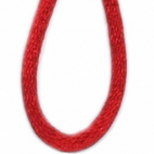 Cord 2.5mm Red (25m bobin)