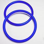 Anneaux de portage Bleu Taille L (1 paire)