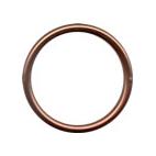 Sling Rings Bronze Size L (1 pair)
