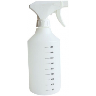 Vaporizer Spray graduated bottle 510ml (empty)