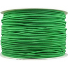 Elastique cordon 2mm Vert (bobine 100m)