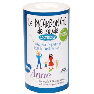 Bicarbonate de soude cosmétique (tube 500g)