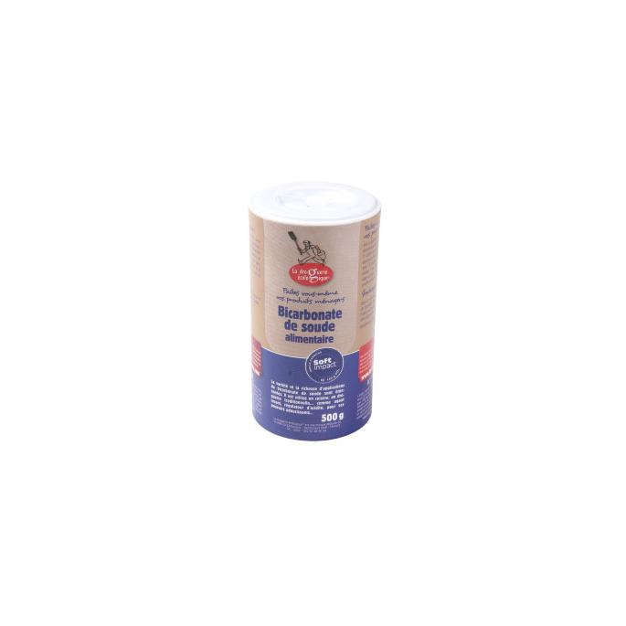 Sodium bicarbonate food grade (500g bottle)