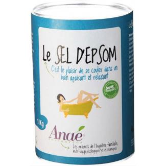 Sel d'Epsom (tube 1kg)