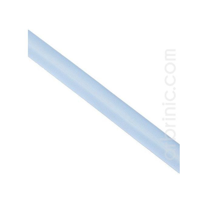 Biais Satin 20mm Bleu Clair (rouleau 25m)